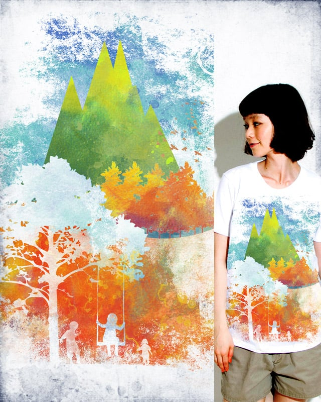 colorful autumn by StevenT on Threadless
