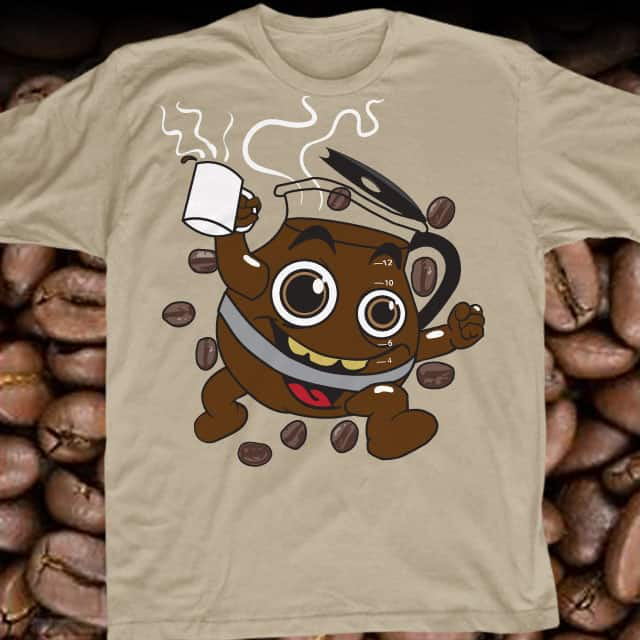 Brew Man! by Dan Smash on Threadless