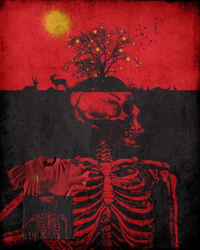 death valley by StevenT on Threadless