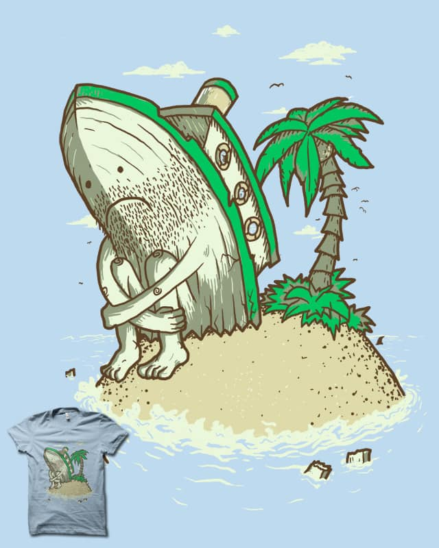shipwrecked by biotwist on Threadless
