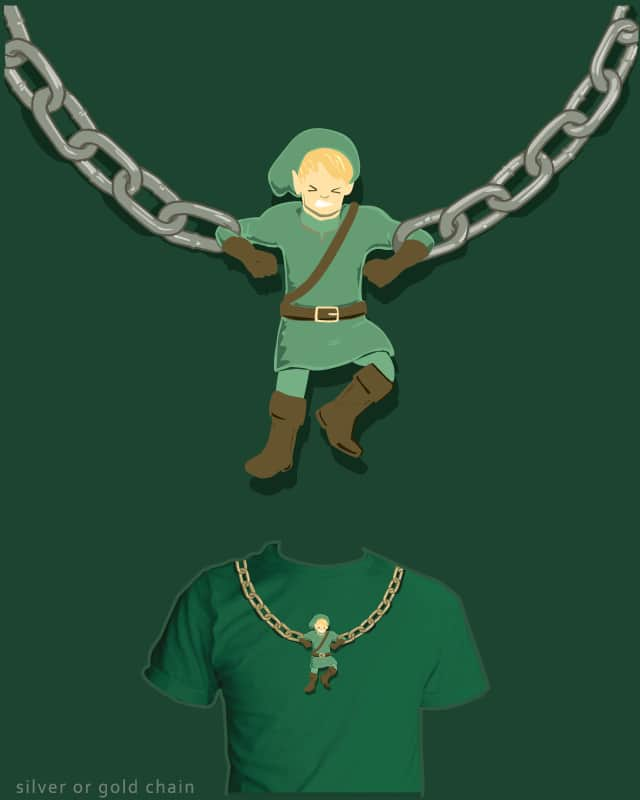The Strongest Link by nathanwpyle at gmail.com on Threadless