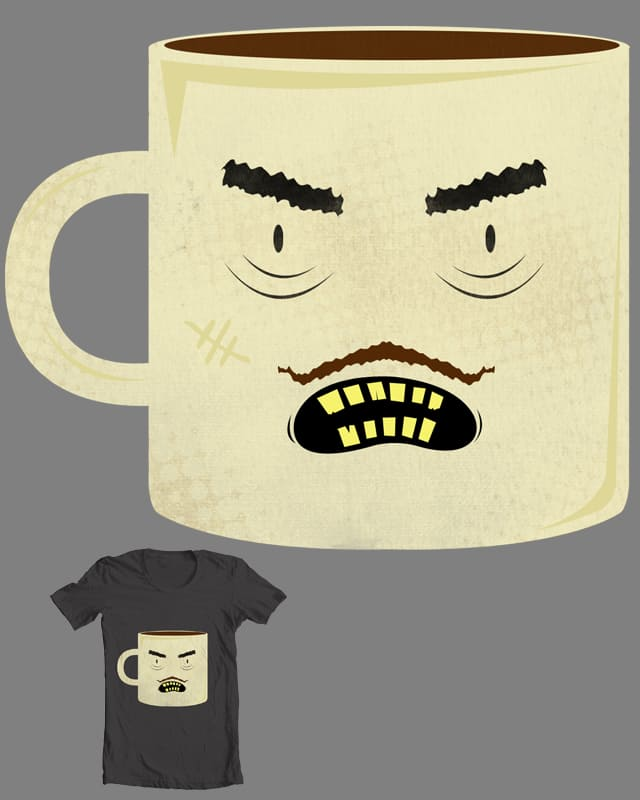 Mean Muggin by Evan_Luza on Threadless