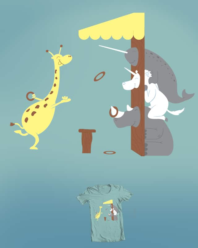 ANIMAL FAIR by oscarospina on Threadless