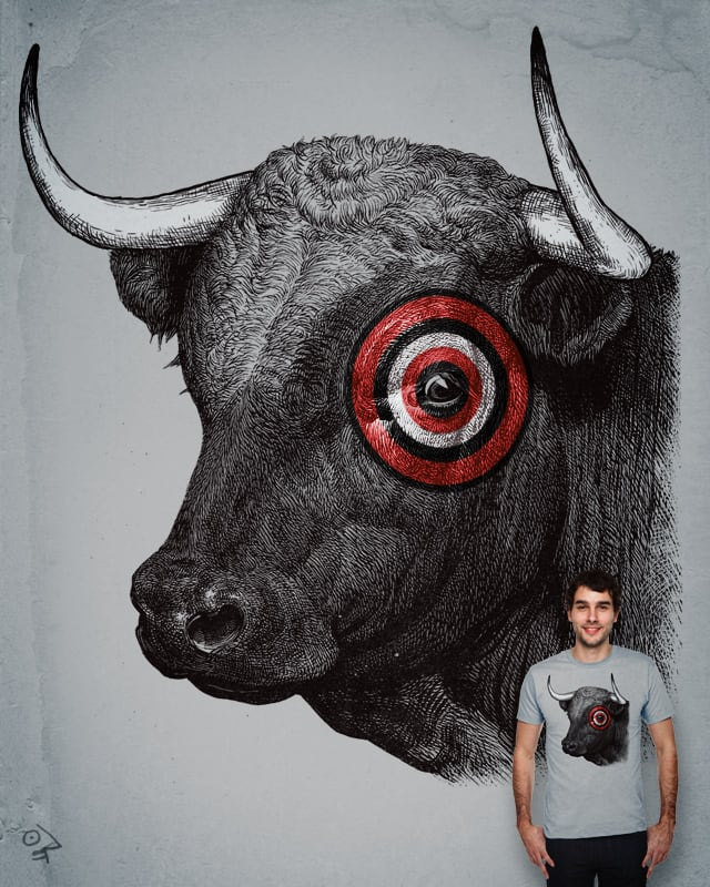 Bullseye by alvarejo on Threadless