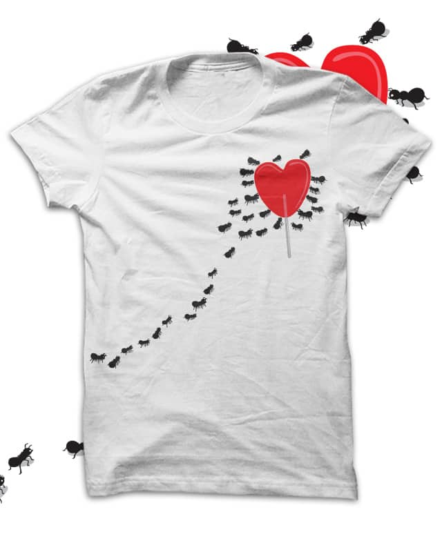 sweetheart by sayahelmi on Threadless