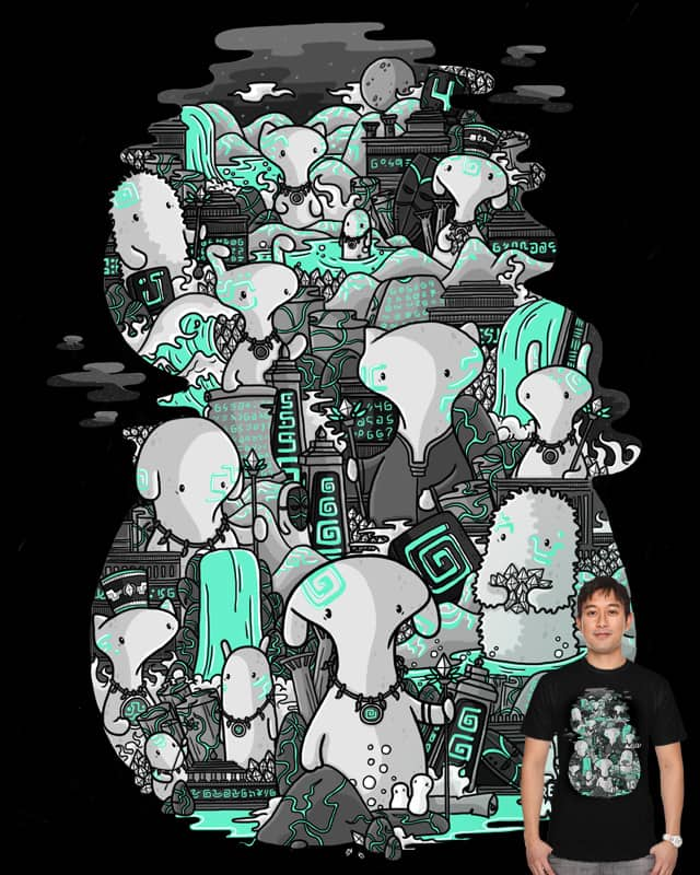 Atlantis by Recycledwax on Threadless