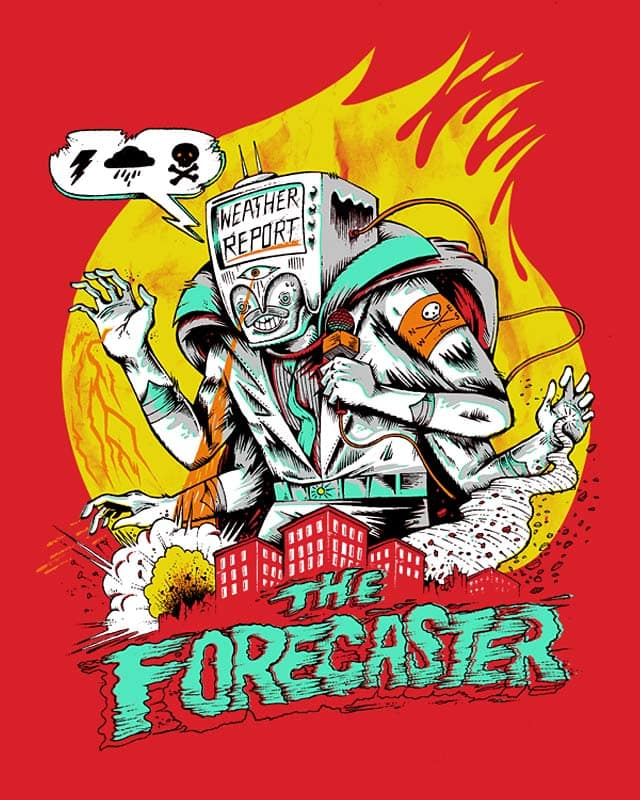 The Forecaster by citizen rifferson on Threadless