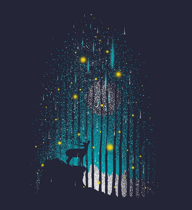 Nocturnal by robsonborges on Threadless