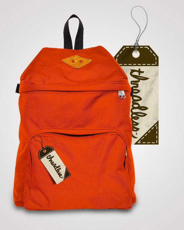 Threadless Backpack by rit10 on Threadless