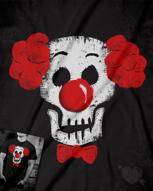 Death at circus by D-maker on Threadless