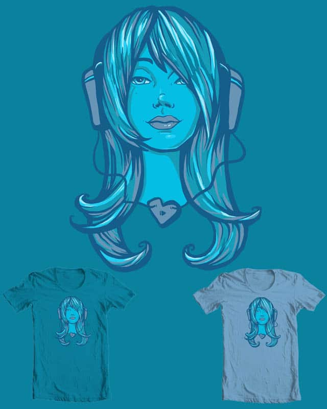 Listen to your Heart by khallion on Threadless