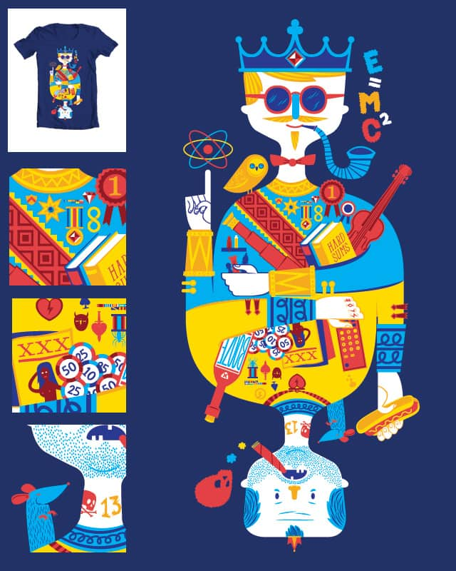 Jack of Smarts (Knave of Slobs) by Wharton on Threadless