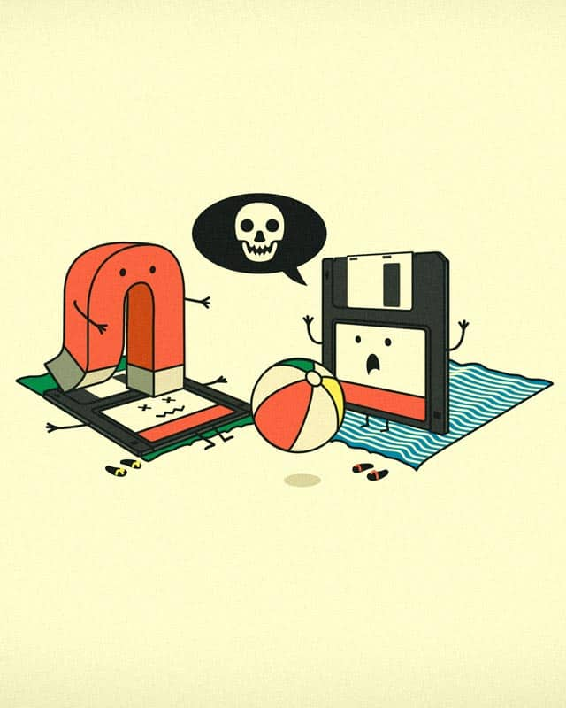 Bad Sector by Manos on Threadless