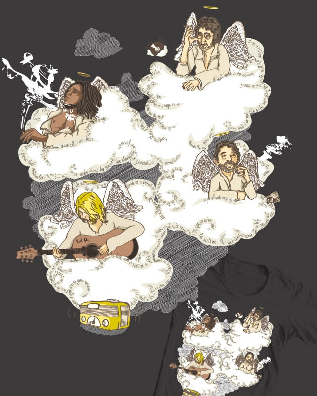 Heaven of fame by DonnieArt on Threadless