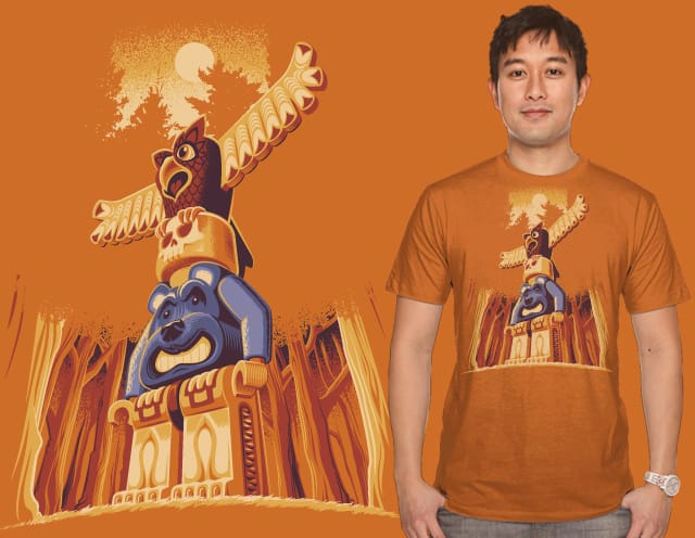 Brick Legend by speedyjvw on Threadless