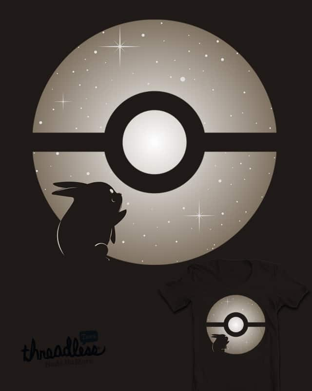pokemoon by netralica on Threadless
