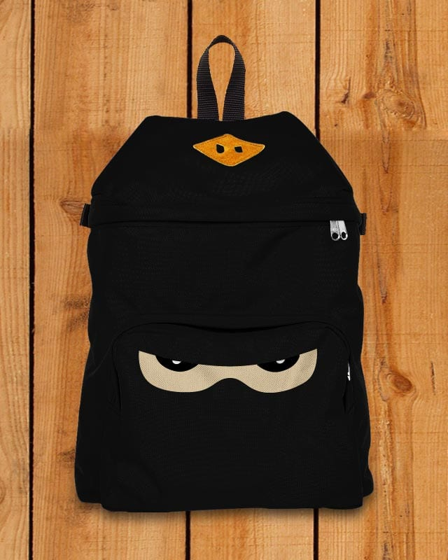 Undercover Ninja by Zen Studio on Threadless