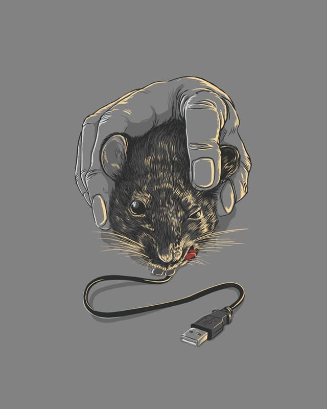 The Mouse by Macuz on Threadless