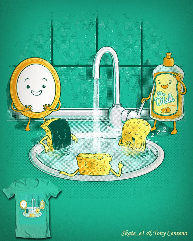 A Day Spa by Tony Centeno on Threadless