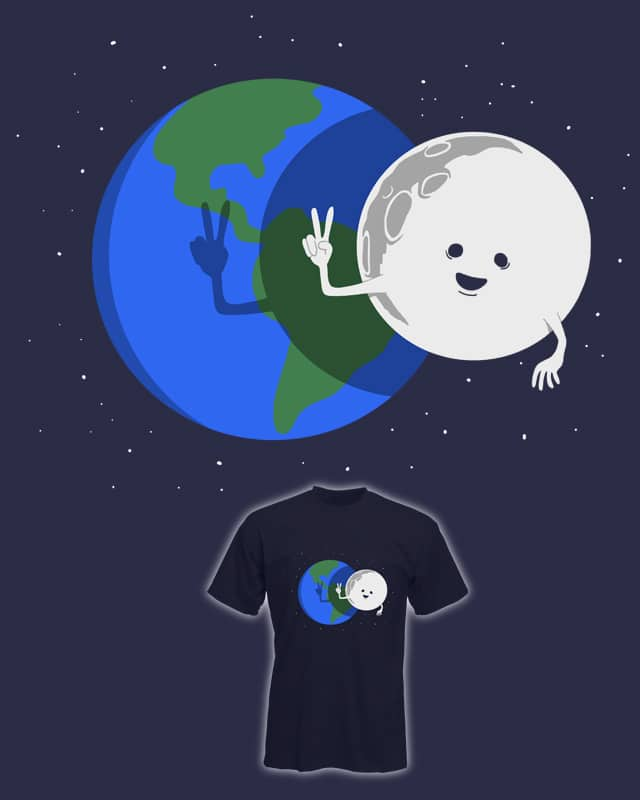 Peace On Earth (literally) by macdoodle on Threadless
