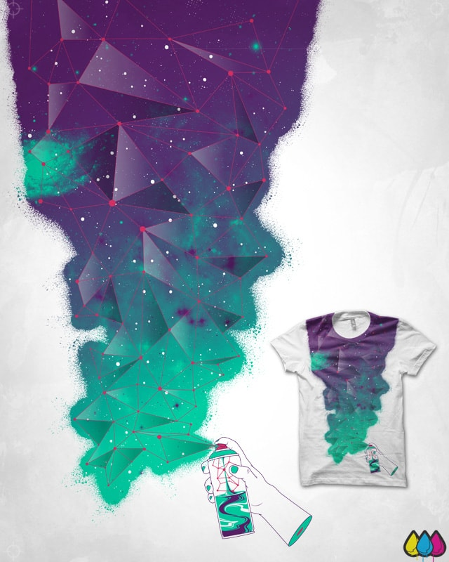 universal spray by S-3 on Threadless