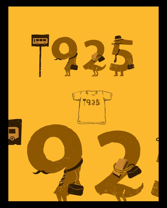 9 to 5 by MWWS on Threadless