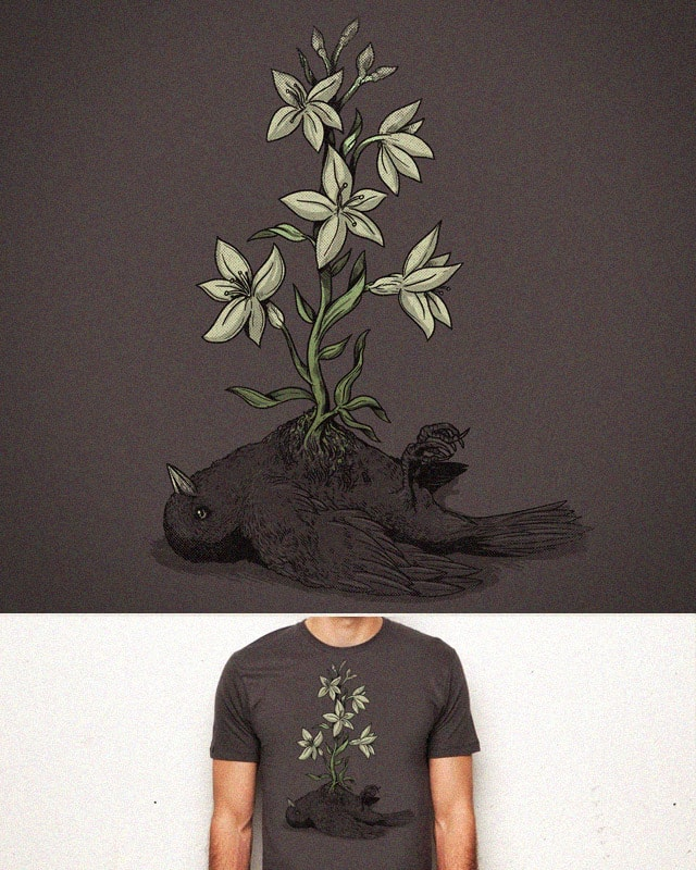 New Beginning by alexmdc on Threadless