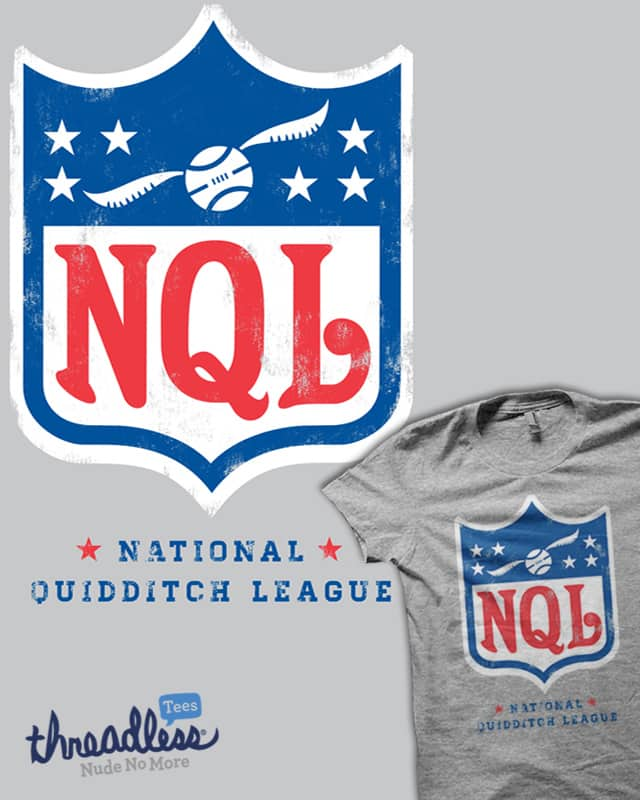 NQL by Melee_Ninja on Threadless