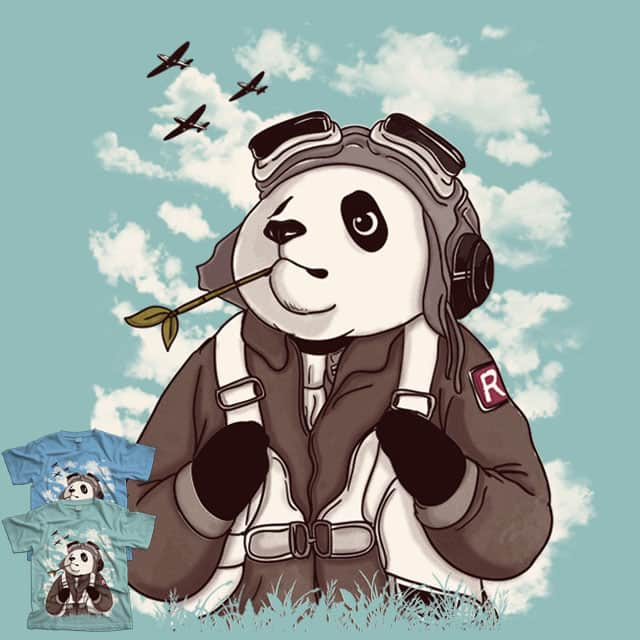 Keep Us Flying! by xiaobaosg on Threadless