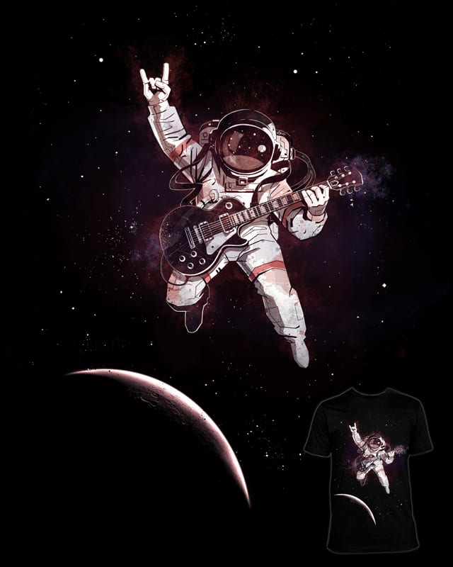 Solo In Space by mo_ho on Threadless