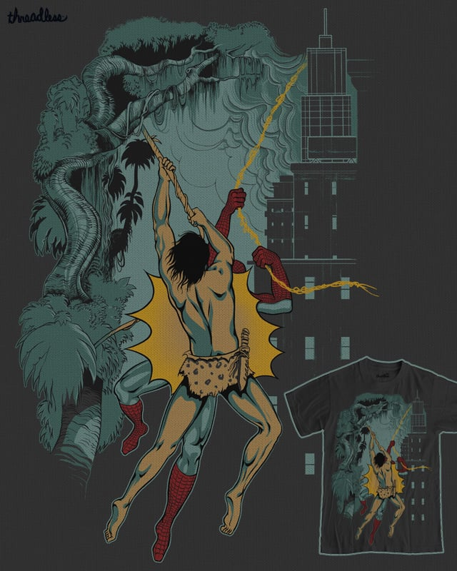 Urban Jungle by RicoMambo on Threadless