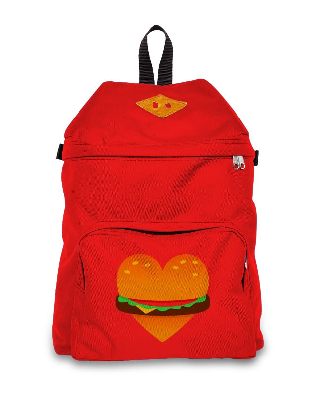 Loveburger by spacesick on Threadless