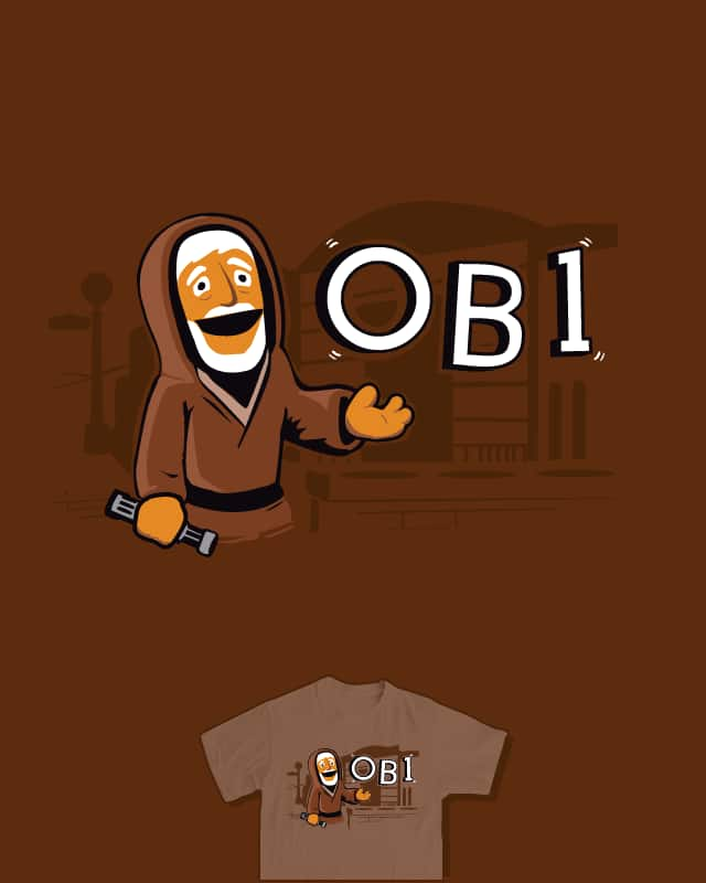 Kenobi Street by nathanwpyle at gmail.com on Threadless
