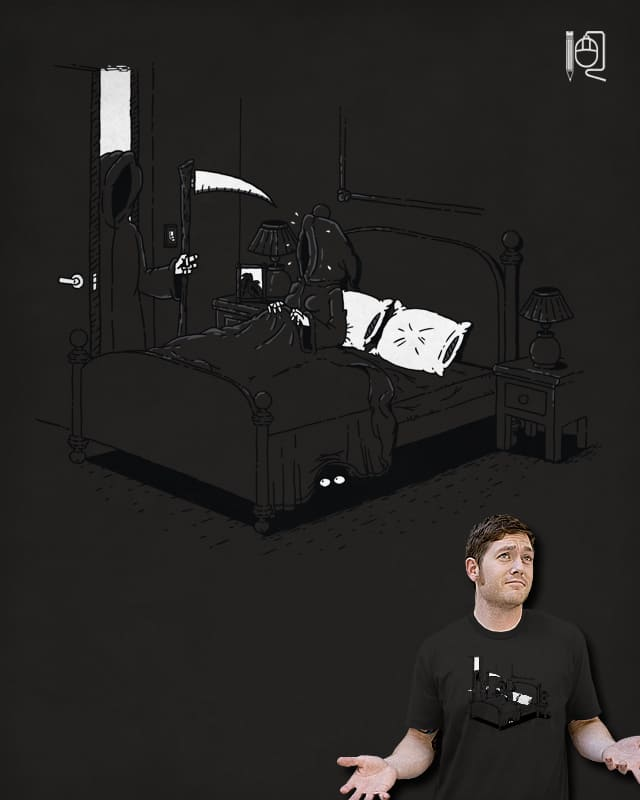 Cheating Death by rodrigobhz on Threadless