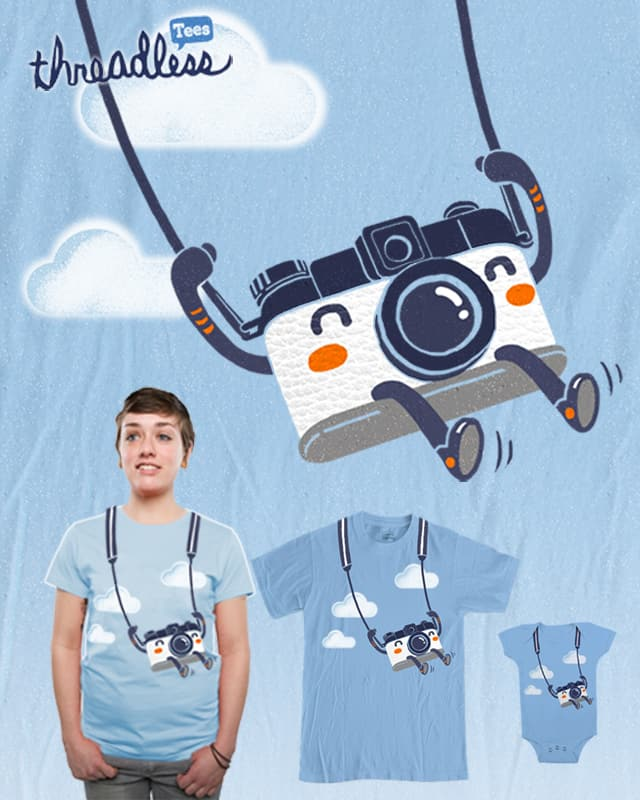 Swinging by Kanzaki on Threadless