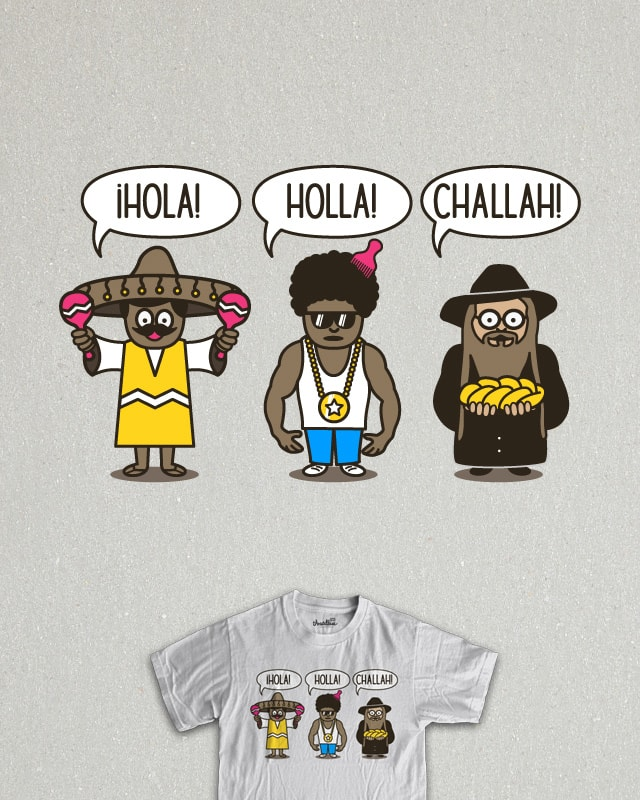 Holler at your boys. by davidfromdallas on Threadless