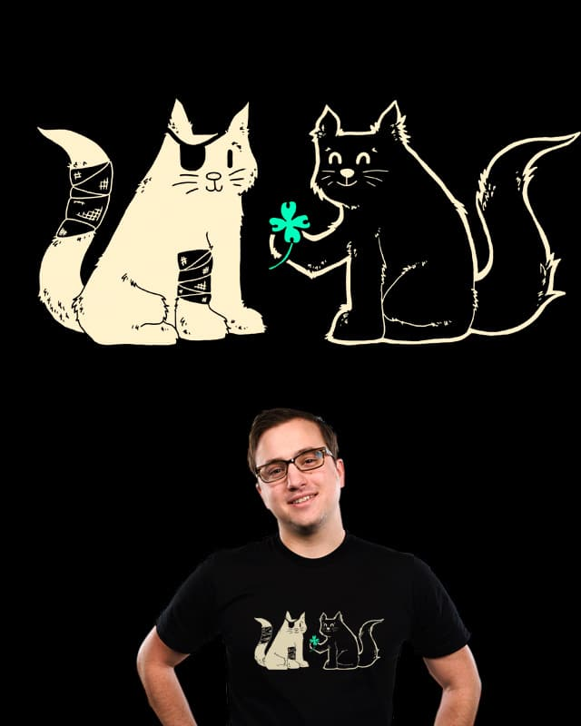 Lucky by tobiasfonseca on Threadless