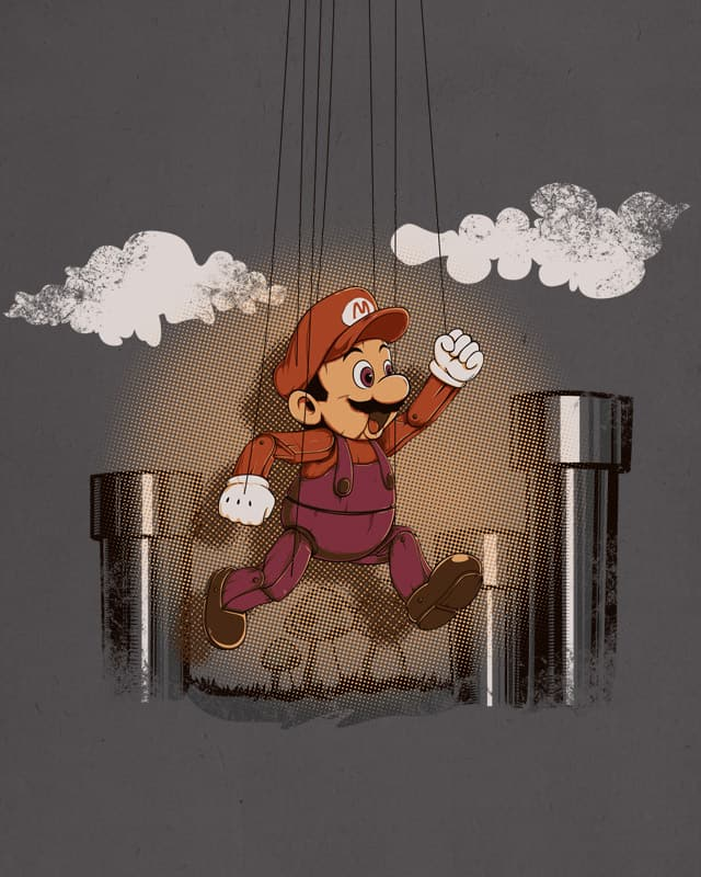 super marionette by temyongsky on Threadless