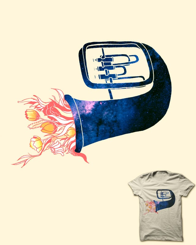 Natural Trumpet by Calvin Wu on Threadless