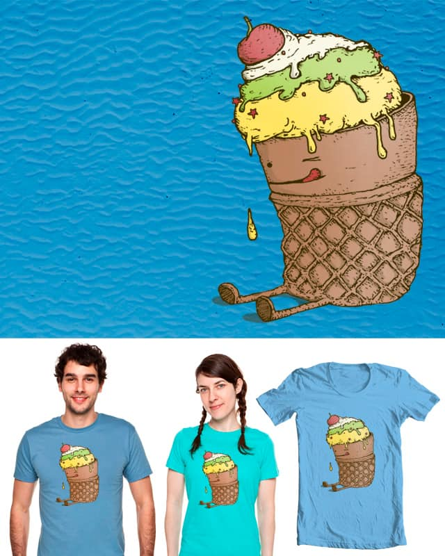 I'm delicious ! by knotmr on Threadless