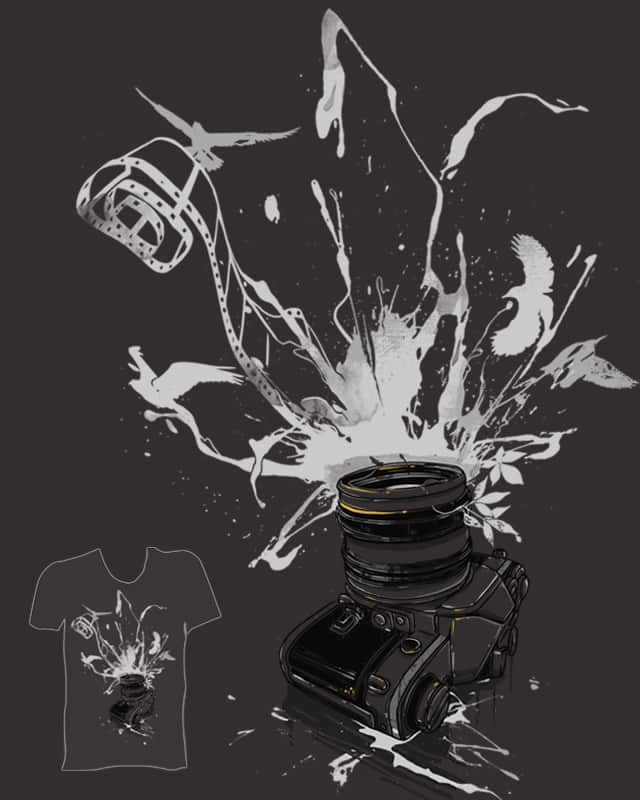 Flashes by iamrobman on Threadless