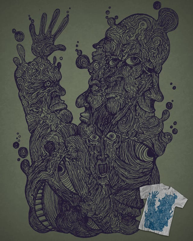 Metamorphosis by TOSOMB on Threadless