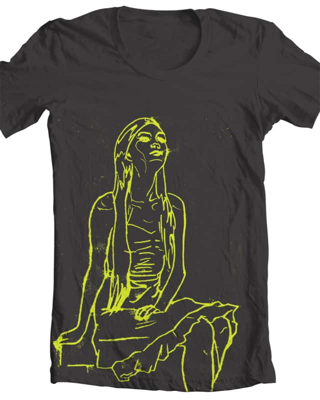 street girl by edgar exclamation on Threadless
