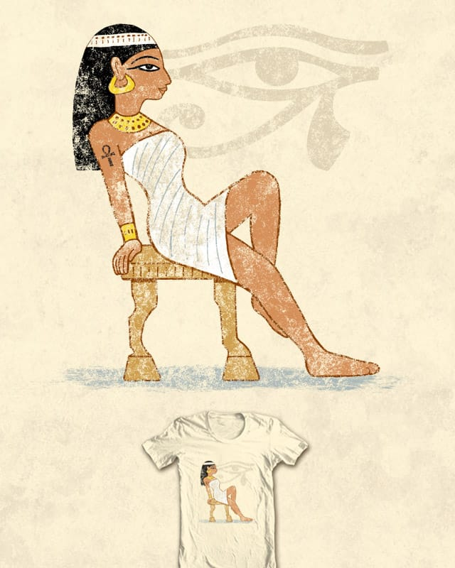 Pyramid Pin-up by polyesterday on Threadless