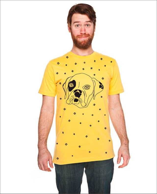 ALDO THE DOG by LLLLYDIA on Threadless