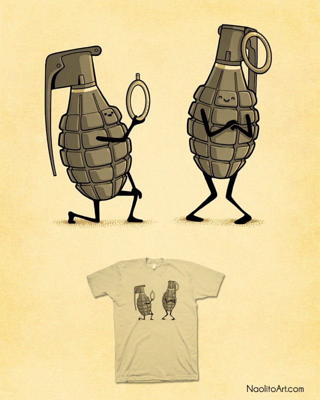 Dangerous Proposal by Naolito on Threadless