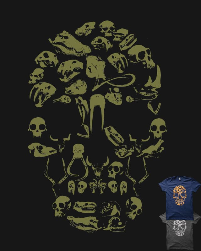 Every Soul Shall Taste Death by Azmarayzan on Threadless