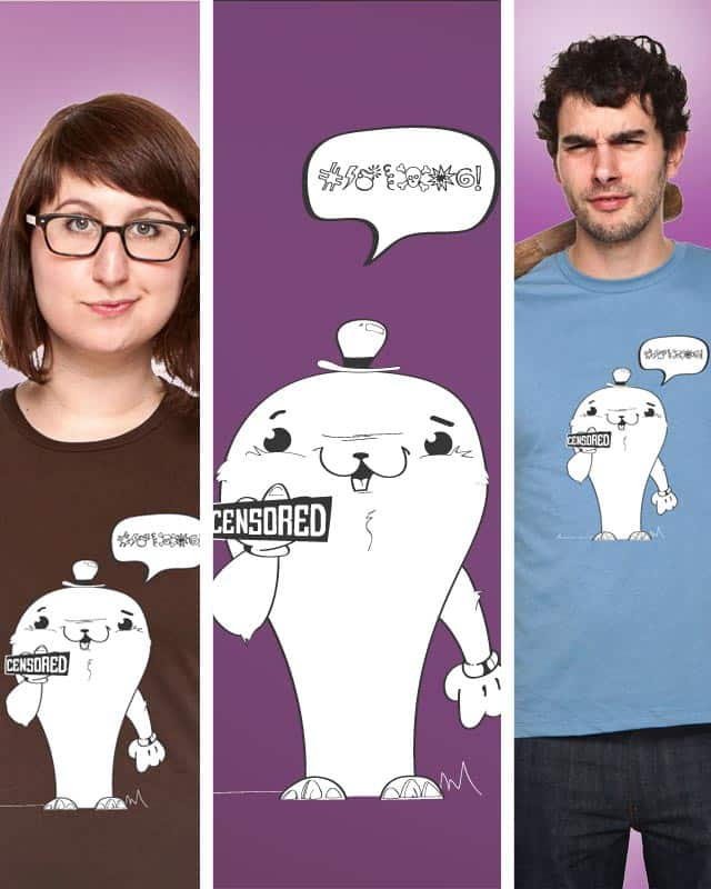 @#%$&! by kretly on Threadless