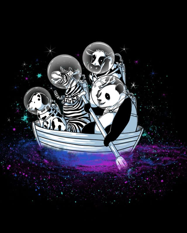 Color Sailing by eQuivalent on Threadless