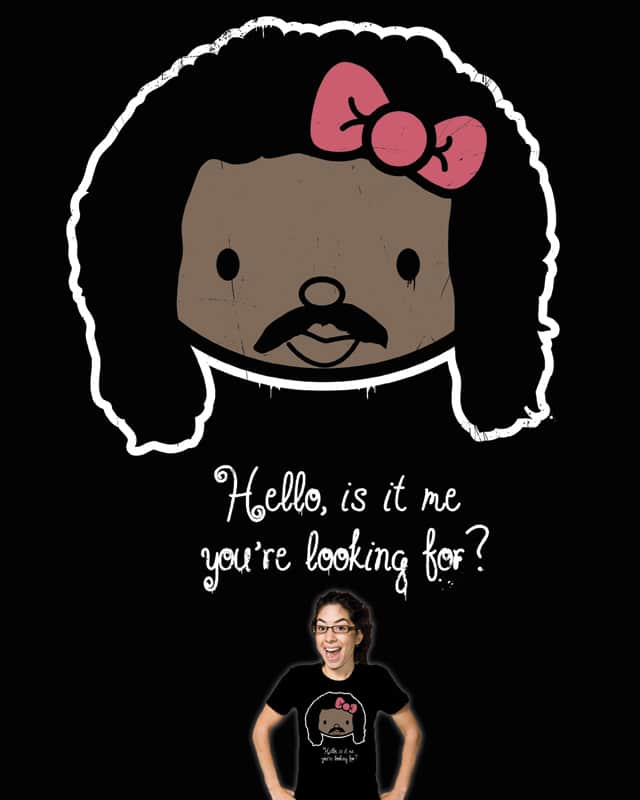 Hello Richie by wytrab8 on Threadless